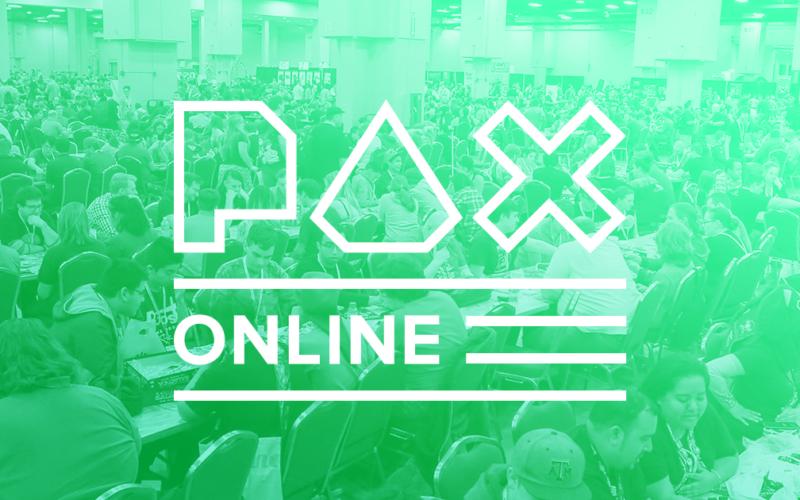 PAX Online Header